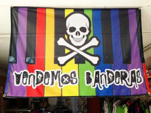 vendemos banderas